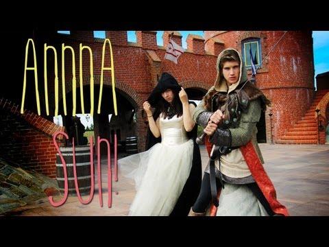 Tekst piosenki Joey Graceffa - Anna Sun po polsku