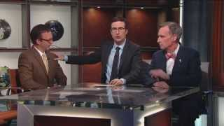 John Oliver hosts a mathematically representative climate change debate, with the help of special guest Bill Nye the Science Guy, of course. Connect with Last ...