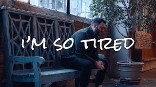 Lauv & Troye Sivan - i'm so tired... | Chaz Mazzota (Cover)