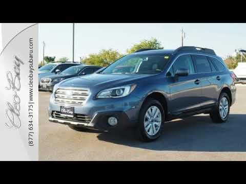 2017 Subaru Outback Killeen TX Temple, TX #U5076 - SOLD