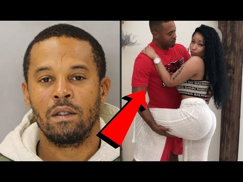 Nicki Minaj New BF Kenneth Zoo Petty A Registered Offender | Famous News