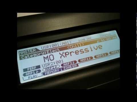 Yamaha moX - Helldriver2010 Mix Part 1