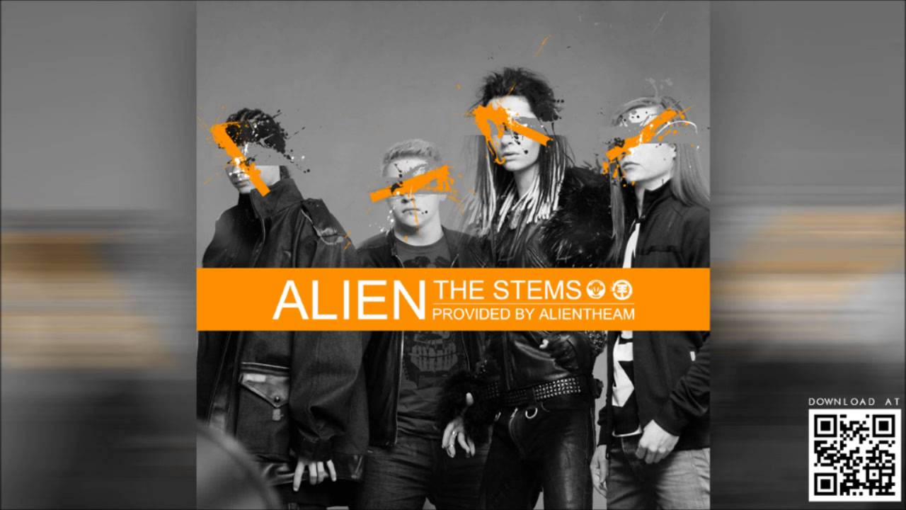 Tokio Hotel – Alien (Bass – Stem Pack)  + Download Link