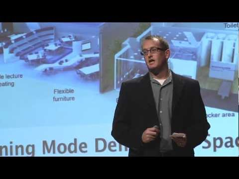 tedxmanhattanbeach - Talk title: Architectural design that transforms learning In Peter's architectural practice he explores how the build environment can enhance learning. The n...