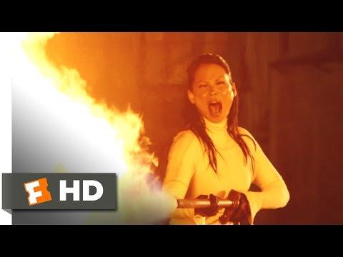 Charlie's Angels: Full Throttle - Fire Starter Scene (6/10) | Movieclips