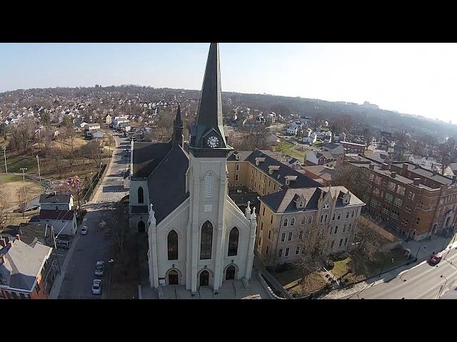 St   Clement  Catholic  Church,  Cincinnati,  Ohio