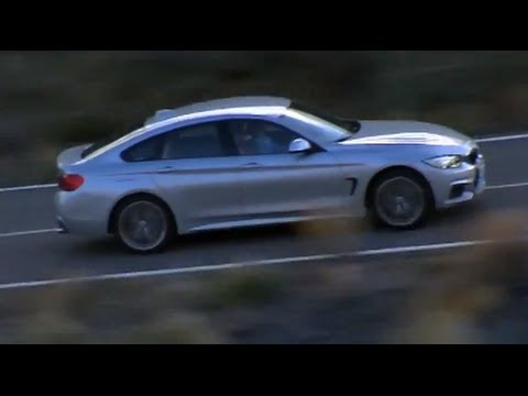 BMW 4 Series Gran Coupé Review Driving Sound Commercial HD CARJAM TV 2014 BMW 4 Series Review