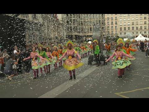 Lyon: 300.000 tanzen bei der Biennale de la Danse