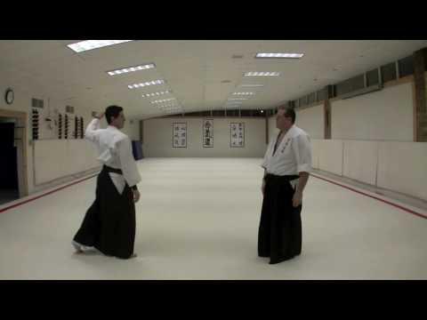 Ni kata - (Koryu Dai Ni) (13) with Nick Lowry