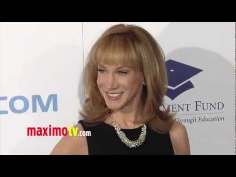 Kathy Griffin at STARS 2012 Benefit Gala ARRIVALS