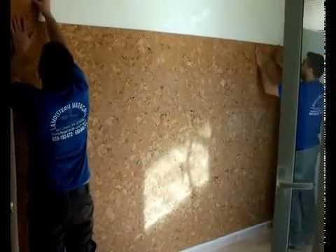 Forrar techos corcho videos videos relacionados con - Techos de corcho ...