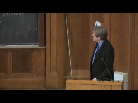democratization - Financial Markets (ECON 252) Professor Shiller, in his final lecture, reviews some of the most important tools for individual risk management. Significant in...