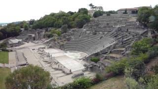Video The Roman Amphitheatre, Lyon, France MP3, 3GP, MP4, WEBM, AVI, FLV Oktober 2018