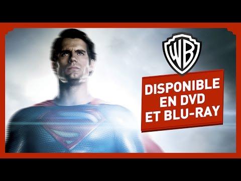 Man Of Steel - Bande Annonce Officielle DVD & Blu-ray - Zack Snyder / Henri Cavill / Kevin Costner