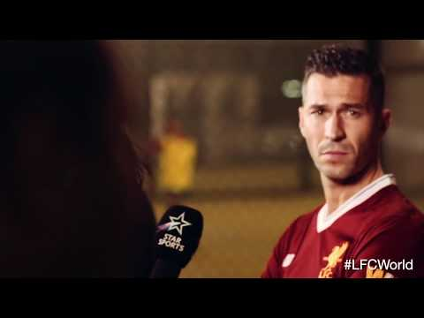 Liverpool FC's Visit To India: Wrap-up Video