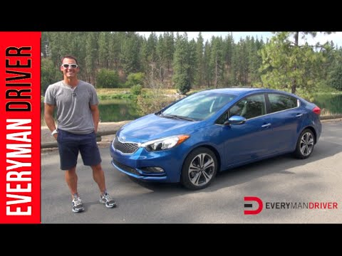 2014 Kia Forte  | New Car Review | on Everyman Driver