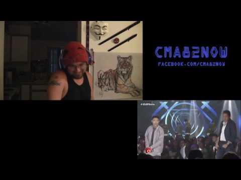Gary V and Darren Espanto-Can't Stop the Feeling-ASAP-REACTION (видео)
