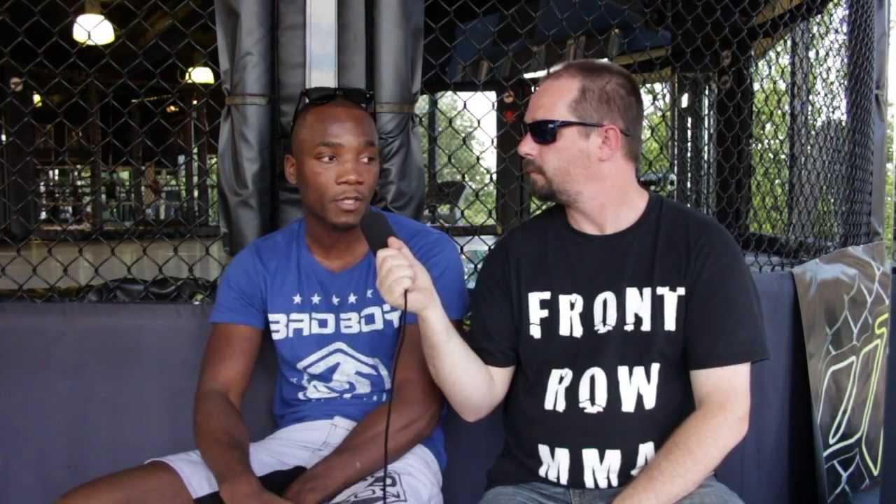 UTC's Leon Edwards - BAMMA 13 Pre Fight Interview