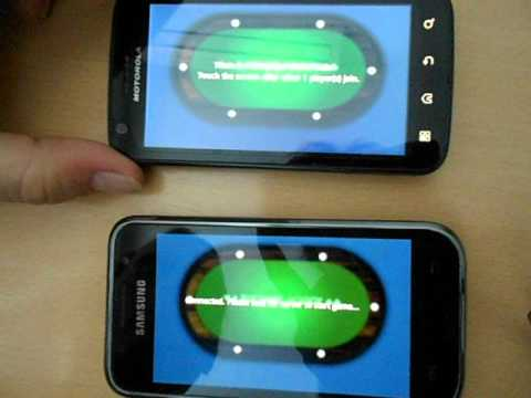 Video of Bluetooth Holdem Poker FREE