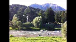 Arche Italy  city images : Fishing in River Sarca, Ponte Arche Italy - Best Place for Fishing