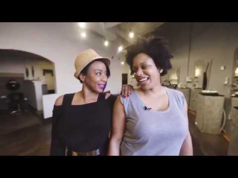 curlbox TV: Tabitha's Makeover!