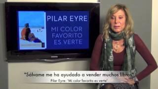 Pilar Eyre, autora de 'Mi color favorito es verte'