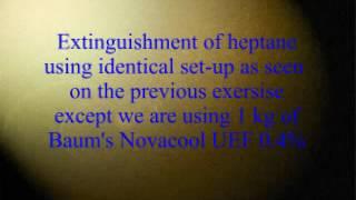 UEF vs hexafluoropropane