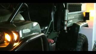 5. John Deere XUV Gator Deluxe OEM Light Kit