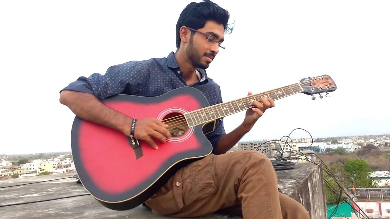 Janam Janam , Dilwale songs -Guitar leads