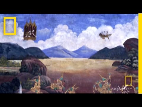 Ancient Astronaut Theory | National Geographic