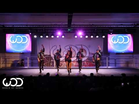 Domo Feat Rhythm City | World of Dance New Jersey 2013 #WODNJ