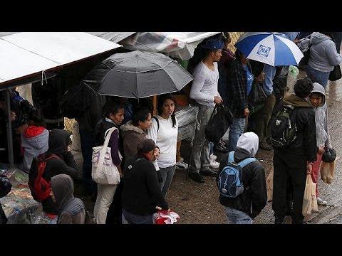 Μεξικό: Υποβαθμίστηκε σε τροπική καταιγίδα ο τυφώνας Πατρίσια