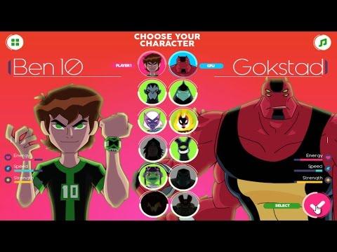 Ben 10 Vs Gokstad Battle | Ben 10 Omniverse Final Clash Game