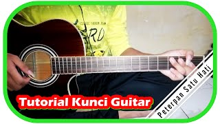 Tutorial Kunci Guitar ♬ Peterpan ♬ Satu Hati Full HD ✔