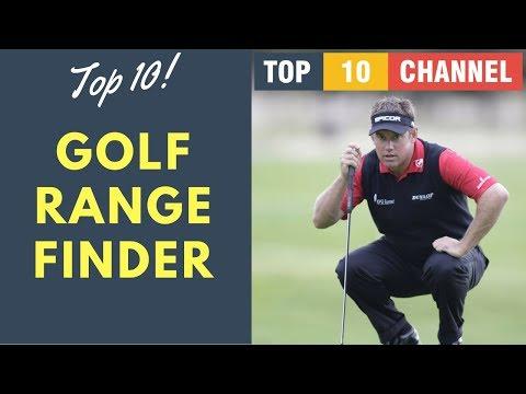 Top 10 Best Golf Rangefinder 2017 - 2018 Reviews   Best Golf Laser Range finder