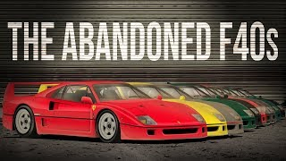 How Many Ferrari F40s Are 'Abandoned' In Brunei? by Car Throttle