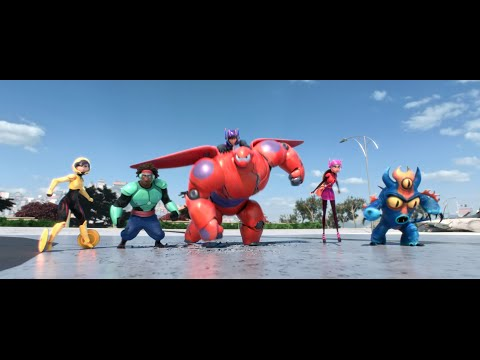 Big Hero 6 New York Comic Con Sizzle Featuring Fall Out Boy