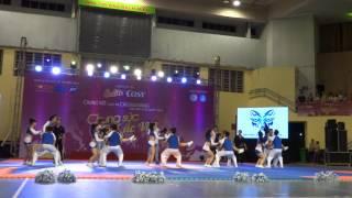 Cheerleading White Fang Chung Sức Vì Tài Sắc Việt Chung Kết Toàn Quốc