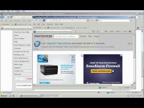 Antivirus for Windows Server 2003