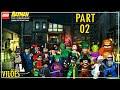 Lego Batman The Video Game vil es The Riddler E Freeze