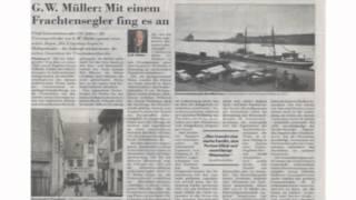 Christian Müller aus Kiel-Turnvater am Mississippi
