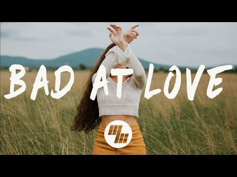 Video Halsey - Bad At Love (Lyrics / Lyric Video) download in MP3, 3GP, MP4, WEBM, AVI, FLV January 2017