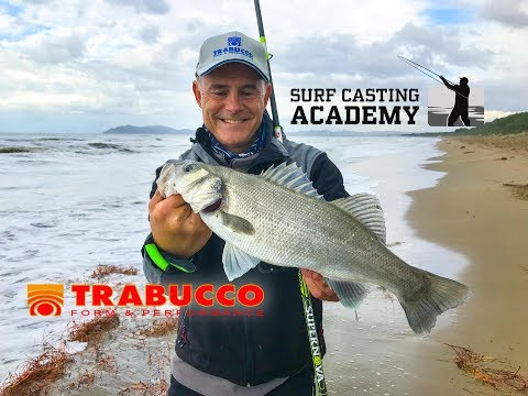 Surfcasting Academy 2018 - Le magie del Surfcasting (Trabucco)