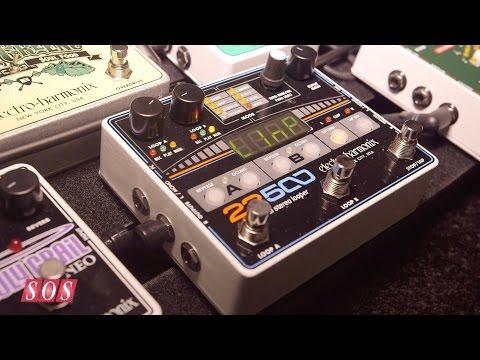 Electro-Harmonix 22500 - Summer NAMM 2015