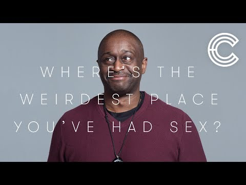 100 People Reveal the Weirdest Place They ve Had