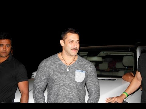 Celebs At Salman Khan's Birthday Celebration At Panvel