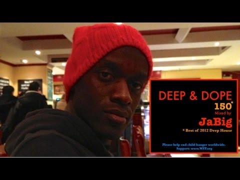 Best of 2012 Deep House Lounge Music Mix by JaBig – DEEP & DOPE 150