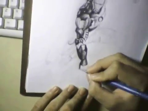 Homem de ferro, por Augusto Ramalho (parte 1)