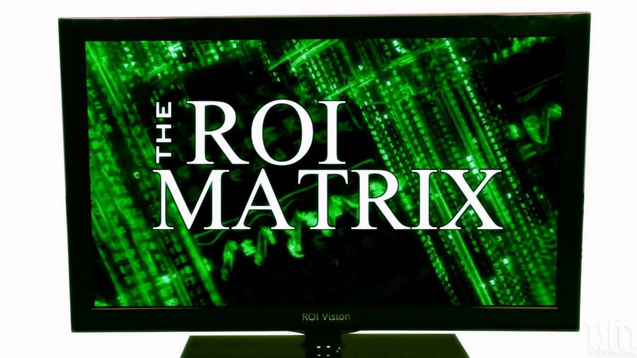The ROI Matrix