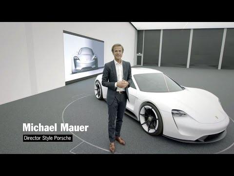 How Porsche Mission E was designed